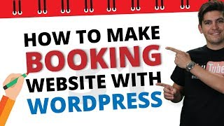 How To Make A Booking Website With Wordpress