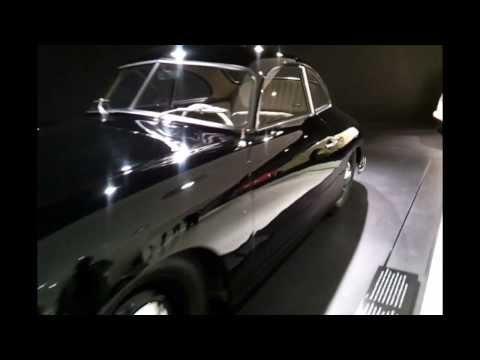STUTTGART 911 PORSCHE PLATZ MUSEUM VISIT | P&SC.