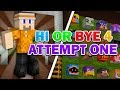 Hi Or Bye: Attempt One - S4E3 - Old Fashioned Fun!