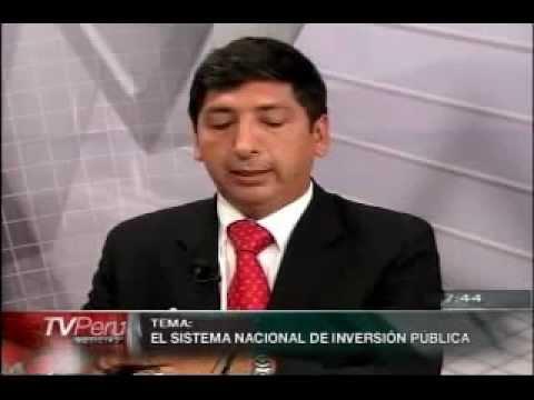Programa del 120403 - Incluye entrevista con Jose Herrera sobre el SNIP