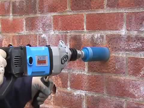 PDP PD162 Wet/Dry Diamond Core Drill