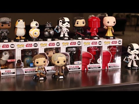 Star Wars: The Last Jedi Unboxing!