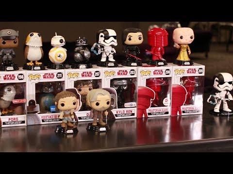 Star Wars: The Last Jedi Unboxing!
