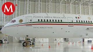 Así es por dentro el avión presidencial