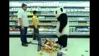 Never Say no to Panda Commercials