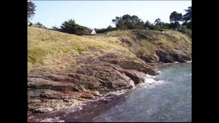 bretagne 2009 st gildas de rhuys plage