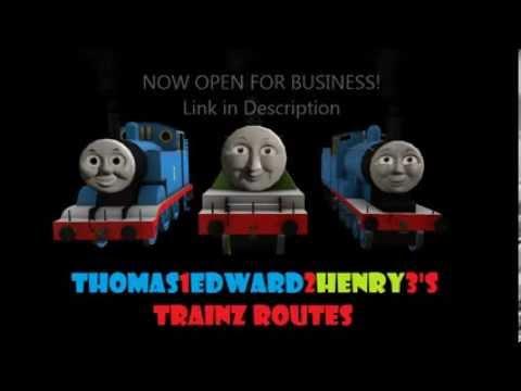 NEW TRAINZ WEBSITE!!!