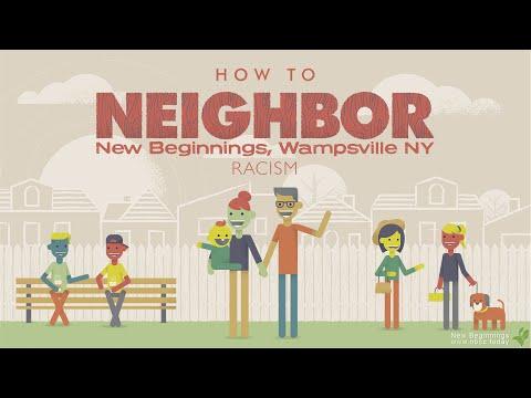 How To Neighbor: Racism (02.21.2021)