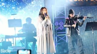 [2014.12.31] 義大跨年 田馥甄-渺小+LOVE