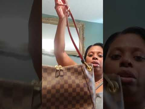 8d095f058a4c Louis Vuitton South Bank Besace Unboxing - YouTube