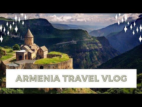 Armenia Travel 2018 (Yerevan, Tsaghadzor, Sevan )