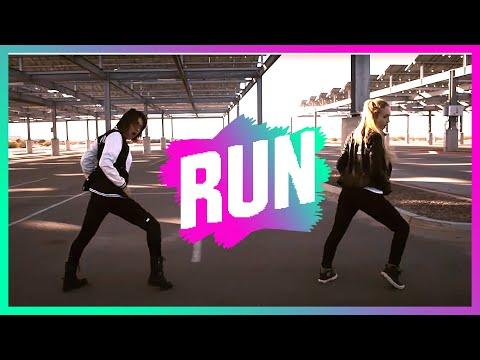 [ARIA] BTS(방탄소년단) - Run Dance Cover