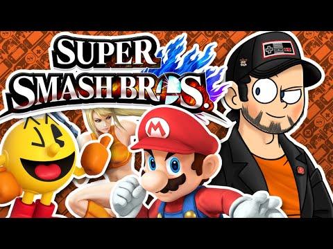 Super Smash Bros. Series - Marc Lovallo