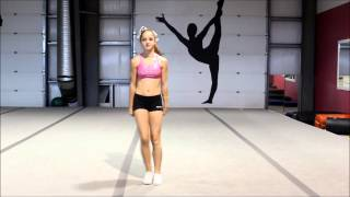 Extreme Cheer Sensation Tryout Video 2014 2015