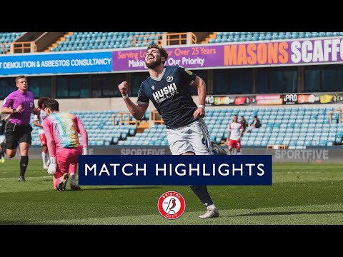 Millwall Bristol City Goals And Highlights