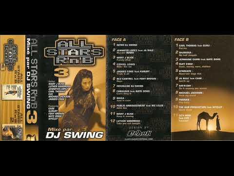 Dj Swing - Vol 3 All Stars RNB (K7) 01 - Intro
