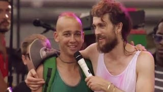 Repeat youtube video Edward Sharpe & The Magnetic Zeros - Home (live @ Bonnaroo 2013)