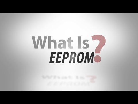 What Is EEPROM?