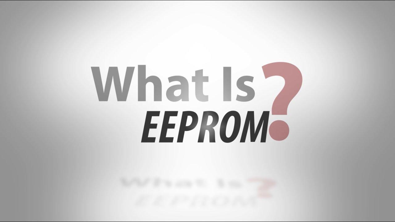 EEprom nedir
