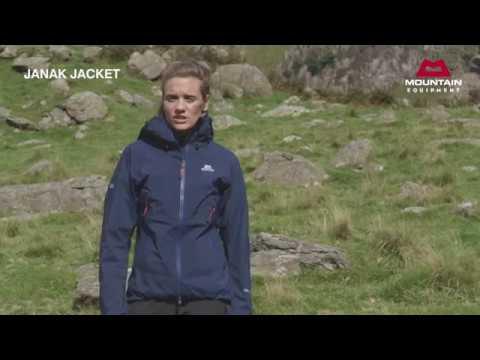 Mountain Equipment Women's Janak Jacket (AW16-SS18)