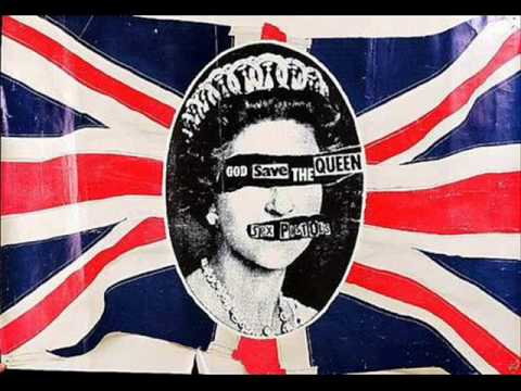 Sex Pistols-God Save The Queen