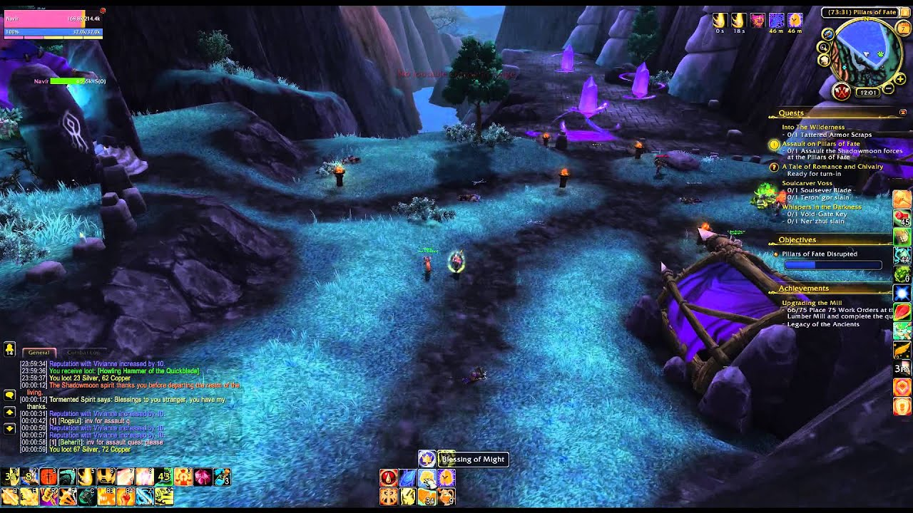 Assault on Pillars of Fate - Wowpedia - Your wiki guide to ...