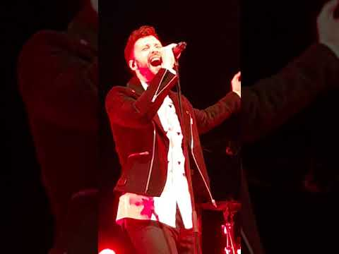 Calum Scott - Come Back Home / Stop Myself (Only Human) - City Hall Hull - 17/04/2018