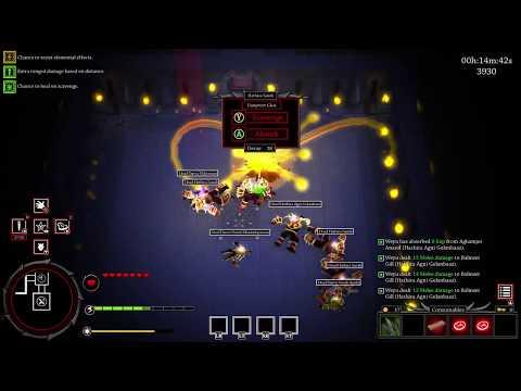 Asura Gameplay: Hardcore / Archer