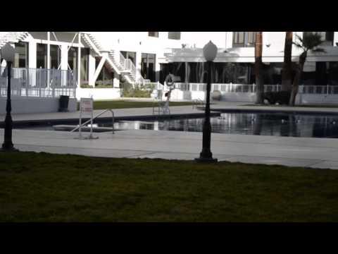 Riviera Hotel & Casino Las Vegas - Pool Area, Hotel Towers
