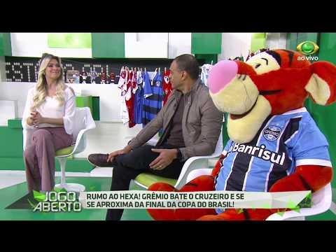 Barrios Marca E Grêmio Vence O Cruzeiro Na Copa Do Brasil