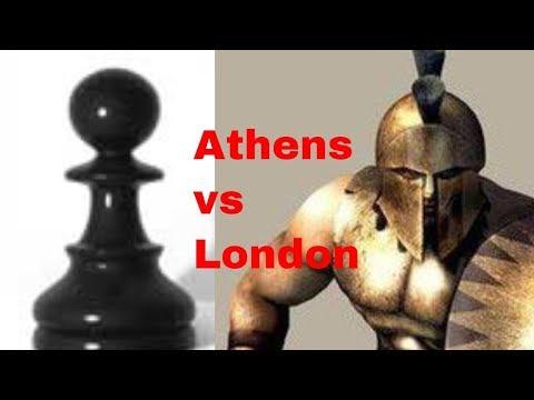 City of London vs City of Athens - 1897