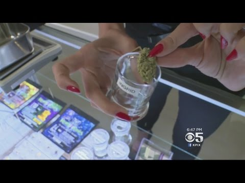 Nation's First 'Budtender' Certified In Sacramento