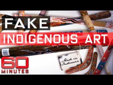 Aboriginal Art Scam | 60 Minutes Australia