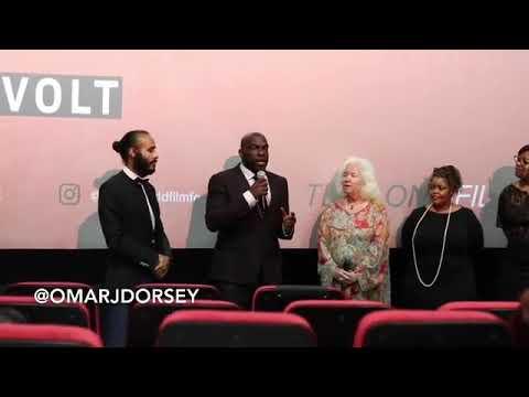 📷Omar J Dorsey speaking at Urbanworld Film Festival 2017