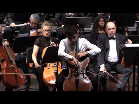 P. I. Tchaikovsky: Variations on a Rococo Theme for Cello & Orchestra, op. 33