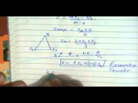 06 Complex Numbers [geometrical application of complex numbers ...