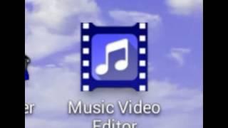 Интересная программа для создания, музыкальных видео клипов.