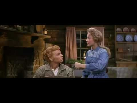 Jane Powell & The Brothers - Goin' Courtin (Seven Brides for Seven Brothers Soundtrack 4)