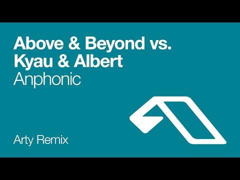 . ABOVE AND BEYOND & KYAU AND ALBERT - ANPHONIC. Слушать онлайн Above And Beyond & Kyau And Albert - Anphonic радио версия