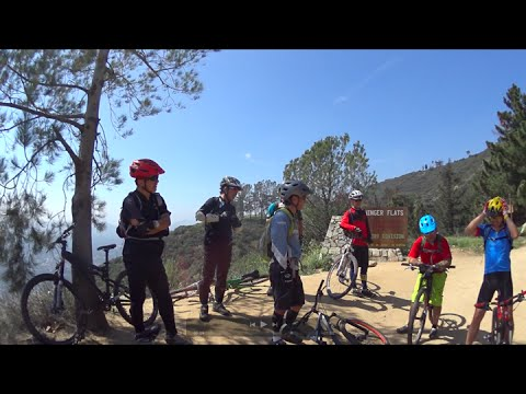 KRMTB - Chaney Trail and Inspiration Point