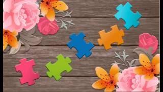 Пазлы для взрослых цветы (Puzzles for adults flowers)(, 2016-06-08T11:56:13.000Z)