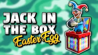 *NEW SOLVED* WW2 ZOMBIES: JACK IN THE BOX (EASTER EGG) Locations And Reward (New Tactical Item)