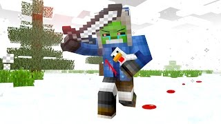 Zombie & Chicken Life - The Minecraft Movie