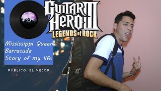 ¿Cómo le subo la dificultad a esto? | Guitar Hero 3