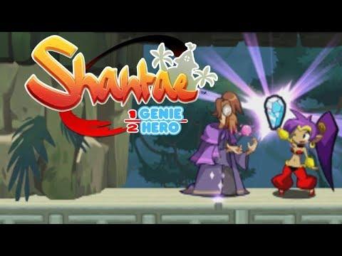 [7] Shantae: Half Genie Hero (Hard Mode) - Post-Cape Crustacean