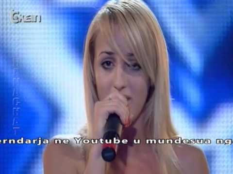 X Factor Albania 2 - Aida Doci