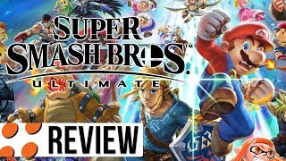 Super Smash Bros. Ultimate Video Review thumbnail