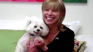 Video of Robin Palmer with Her Dog, Faith - Miraculous True Story About Faith