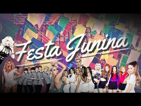 Quadrilha Maluca 2017 - MÚSICAS KPOP E POP INTERNACIONAL + DOWNLOAD
