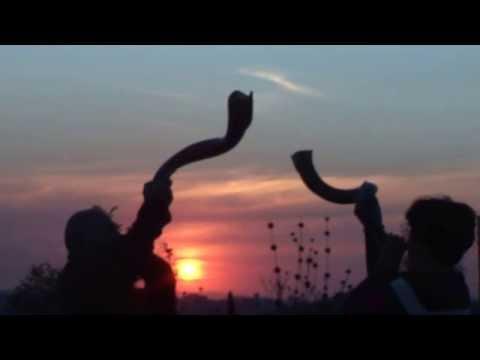 Shofar Blast Rosh Hashanah 2015 Fort Klapperkop